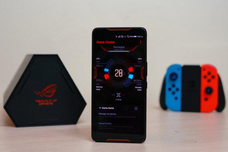 Asus ROG II bakal pakai Snapdragon 855 Plus