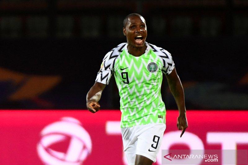 Nigeria duduki posisi ketiga