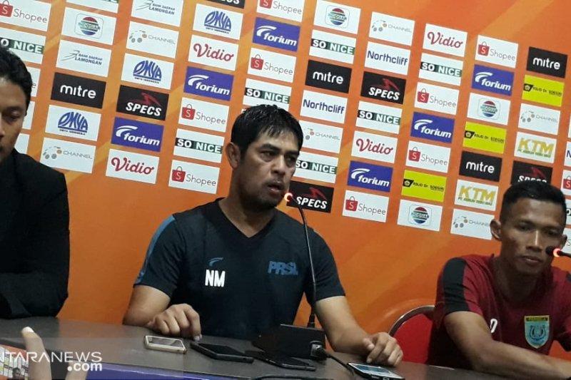 Persela Lamongan tundukkan Bali United 2-0