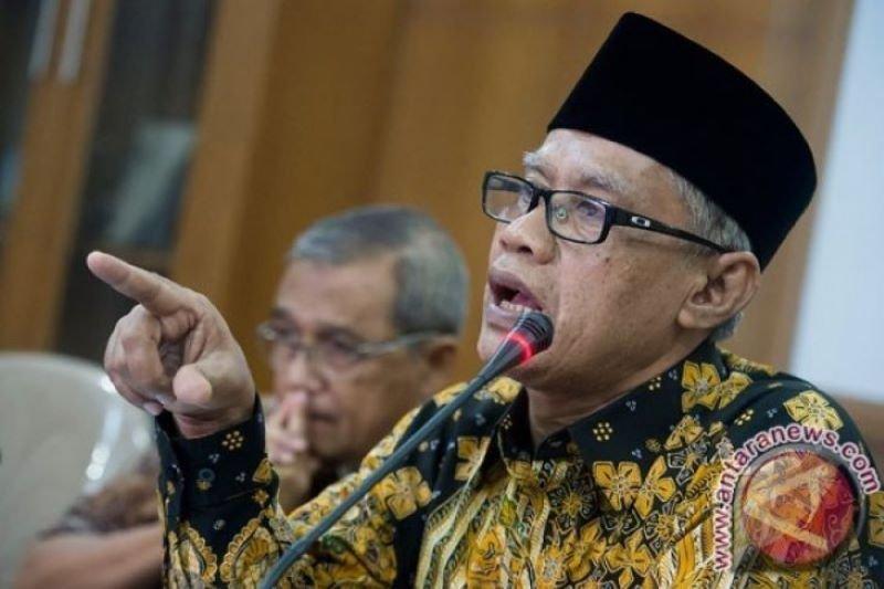 Ketum PP Muhammadiyah ingatkan oposisi dan koalisi tak perlu libatkan ormas