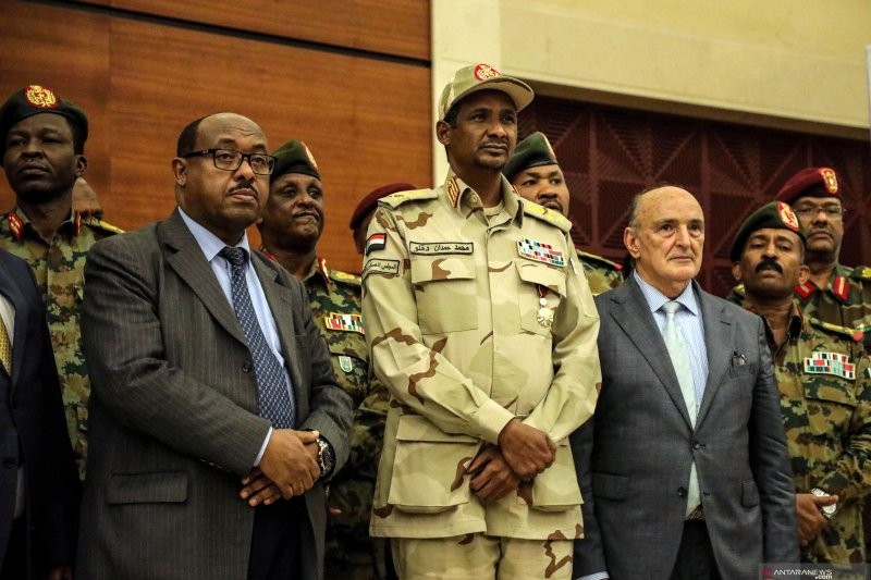 Pelajaran bagi Indonesia dari transisi Sudan menuju stabilitas politik