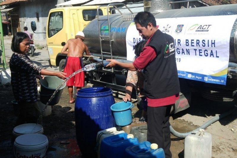 ACT galang donasi atasi kekeringan di sejumlah tempat
