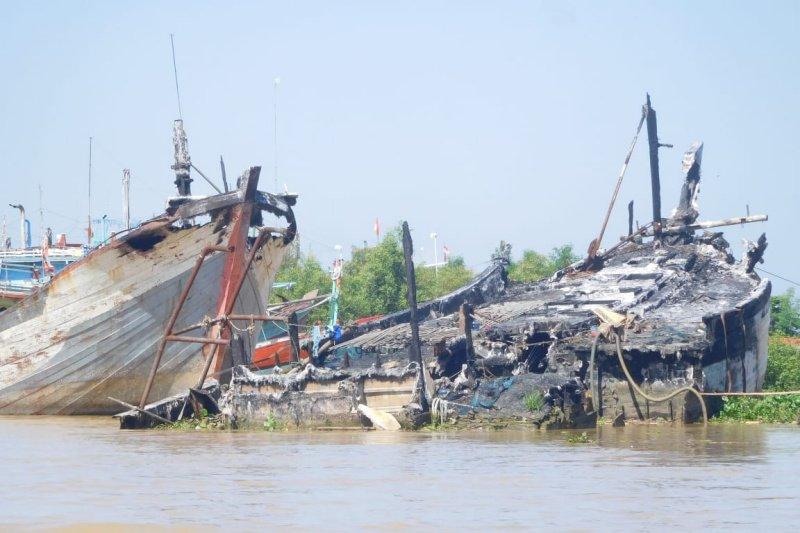 Kapal mangkrak tidak hambat normalisasi Sungai Juwana
