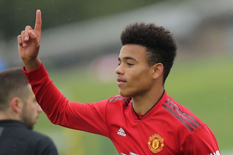 Terkesan dengan Greenwood, United segera sodorokan kontrak baru