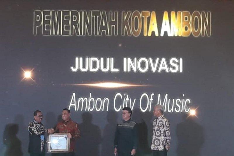 """""""Ambon City Of Music"""" masuk Top 45 inovasi pelayanan publik"""