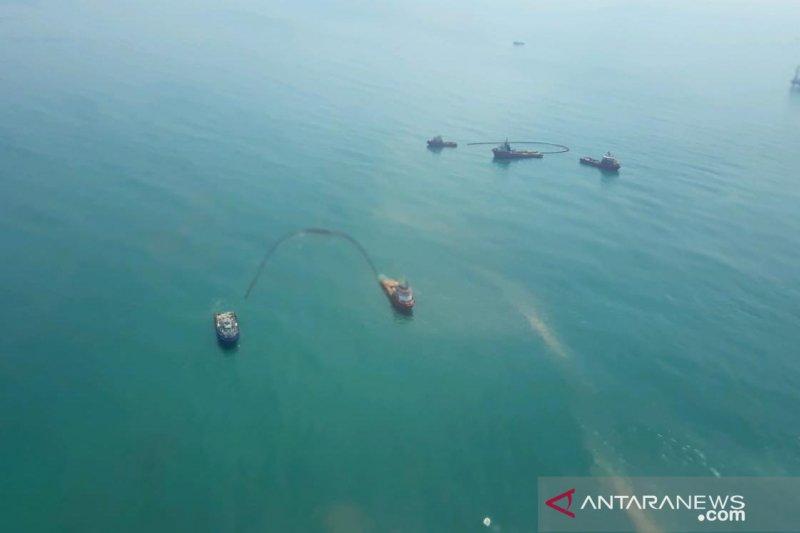 Pertamina akan tangani peristiwa di anjungan Laut Jawa