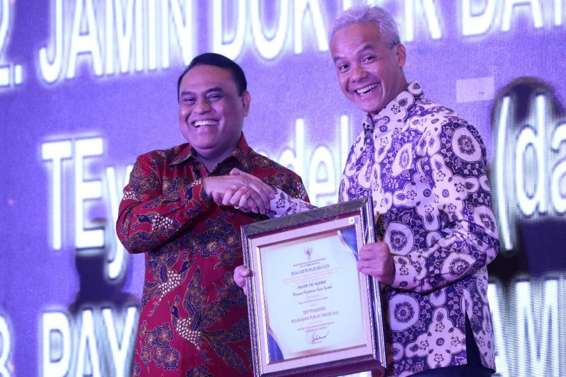 "Penghargaan ""Awarding Top 99 Inovasi Pelayanan Publik"" Menpan-RB diborong Jateng"