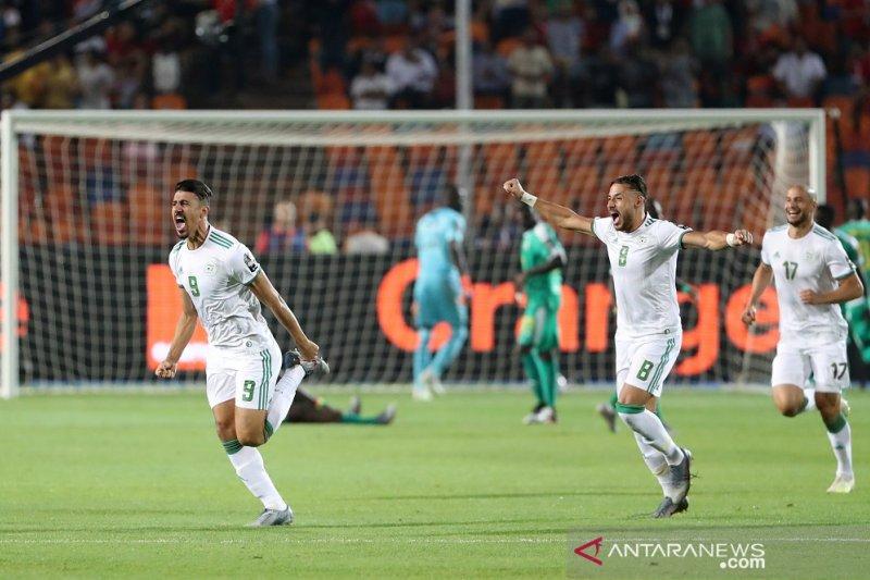 Aljazair juara Piala Afrika 2019, usai kalahkan Senegal