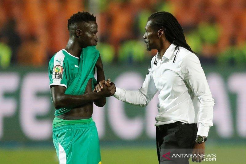 Pelatih: Senegal dilanda masalah inkonsistensi