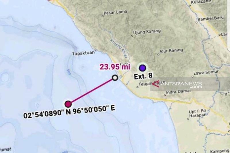 Diduga gangguan jiwa, satu penumpang KM Sabuk Nusantara ceburkan diri ke laut