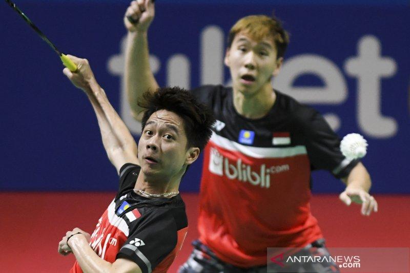 """Kevin/Marcus siap memberikan yang terbaik di """"all Indonesian final"""""""