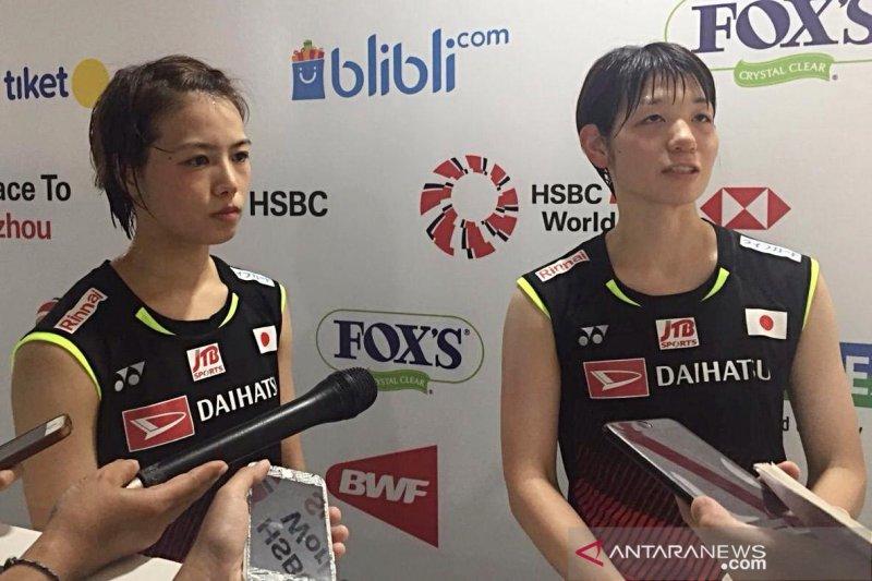 Ganda Jepang Yuki/Sayaka bertekad tampil lebih fokus