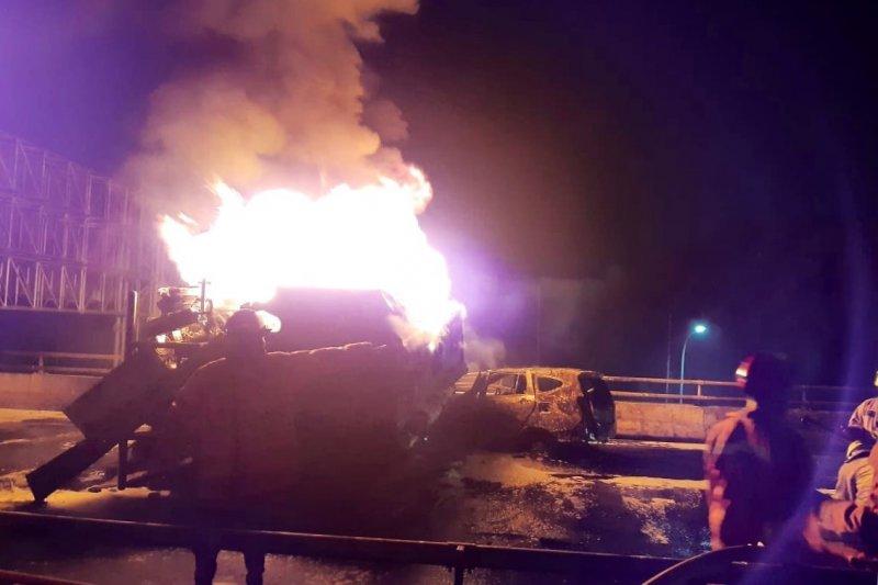 Satu korban tewas kebakaran truk Pertamina berhasil berhasil teridentifikasi