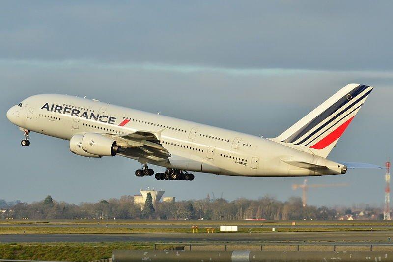 Air France tangguhkan penerbangan di wilayah udara Irak dan Iran