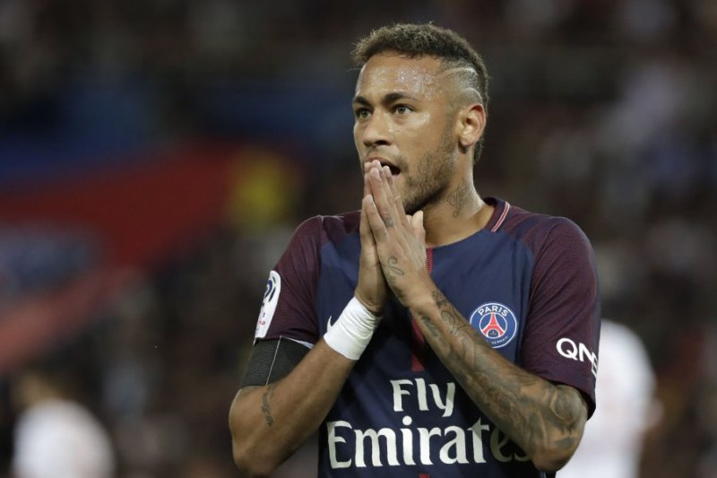 Para pemain Real Madrid bujuk Neymar pindah ke Bernabeu