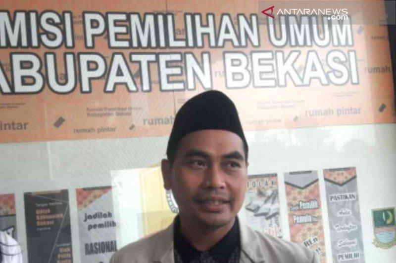 KPU Bekasi: Penetapan legislator terpilih setelah ada putusan MK