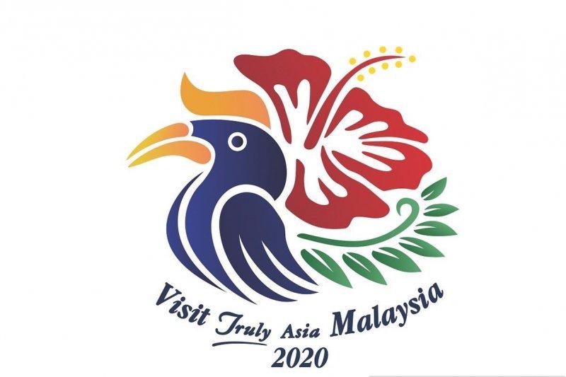 Mahathir luncurkan logo kunjungan Malaysia 2020