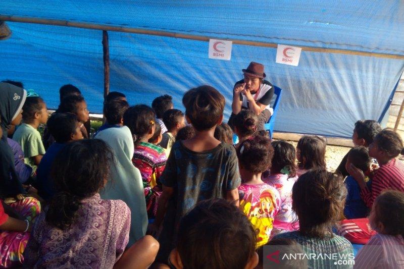 Diknas Halmahera Selatan kirim tenaga pengajar ke daerah terdampak gempa