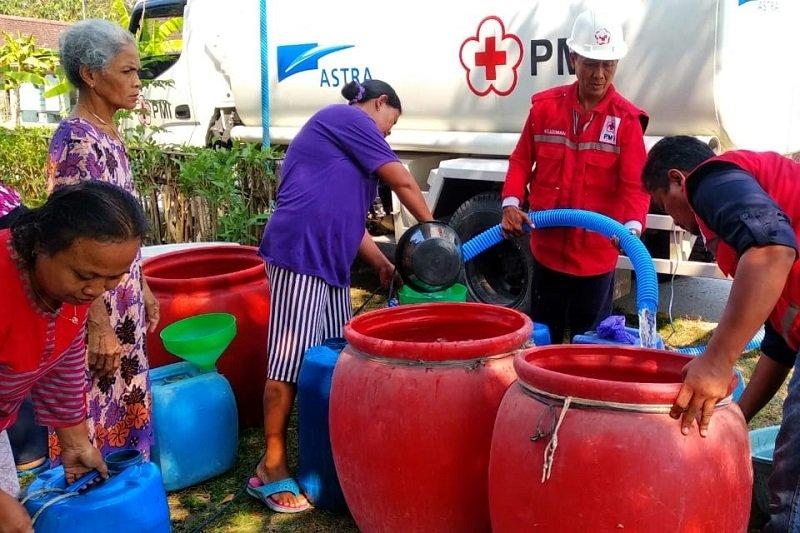 BPBD Kudus siapkan 280 tangki air bersih