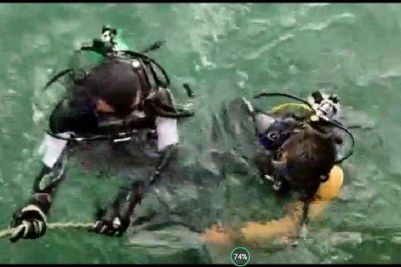 Tim SAR hentikan pencarian empat ABK tenggelam di perairan Ketapang