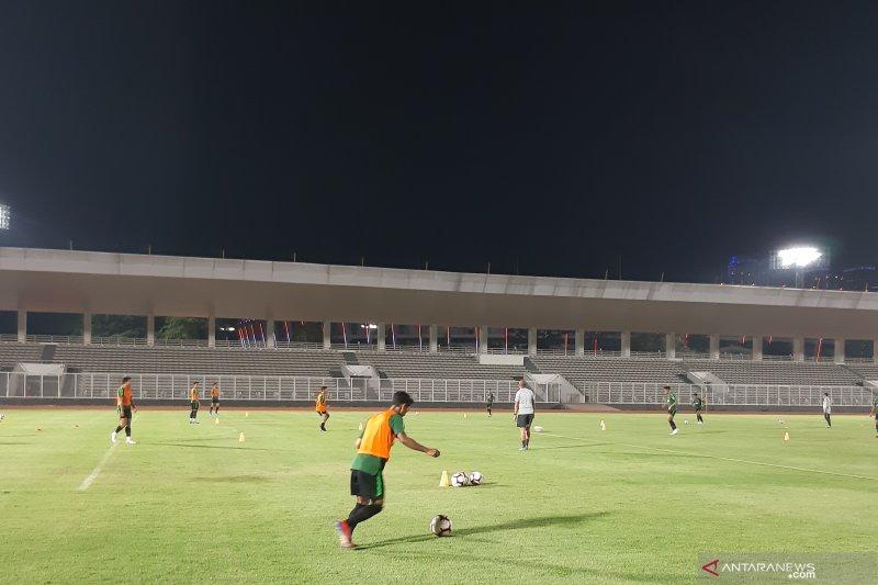 Indra Sjafri terkejut lihat performa pemain baru timnas U-23