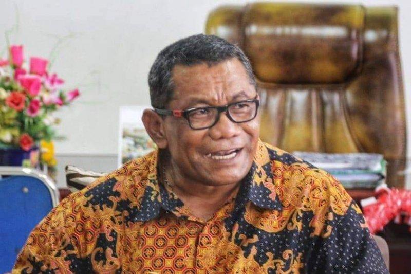 Kepala Desa Hadakewa dampingi Jokowi ke India