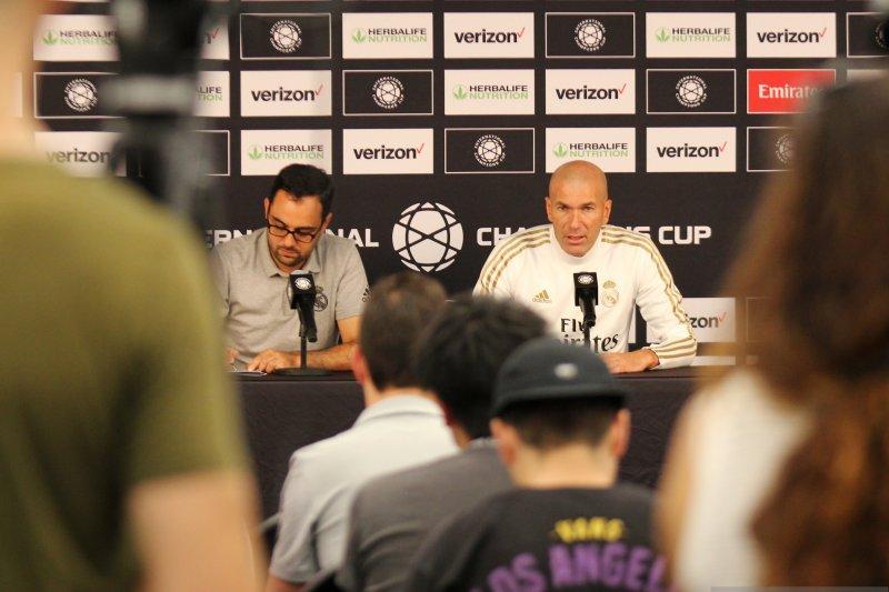 Zidane bantah tak hormati Gareth Bale