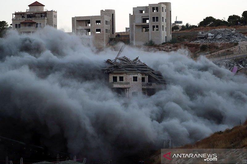 Indonesia kecam Israel yang hancurkan perumahan Palestina di Jerusalem Timur