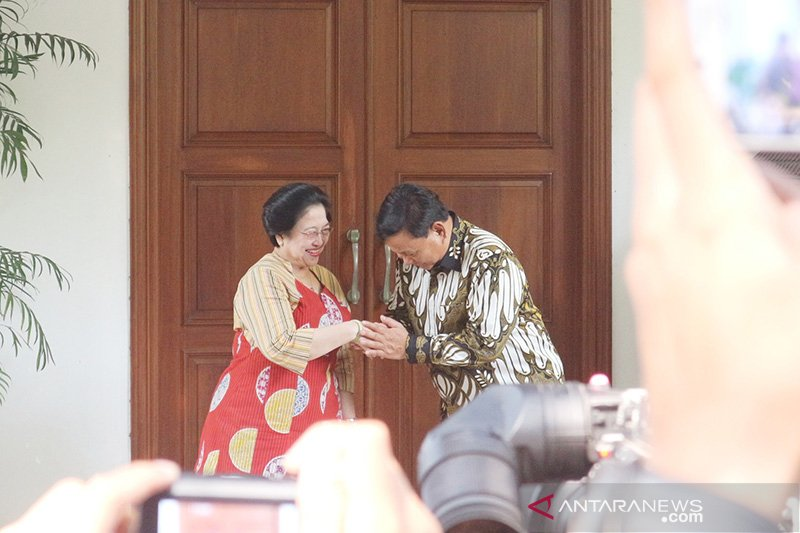 Politik nasi goreng ala Megawati Soekarnoputri