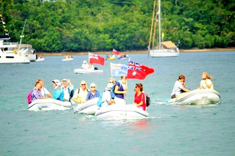 """Bupati Maluku Tenggara buka """"Wonderful Sail to Indonesia"""" di Ohoi Debut"""