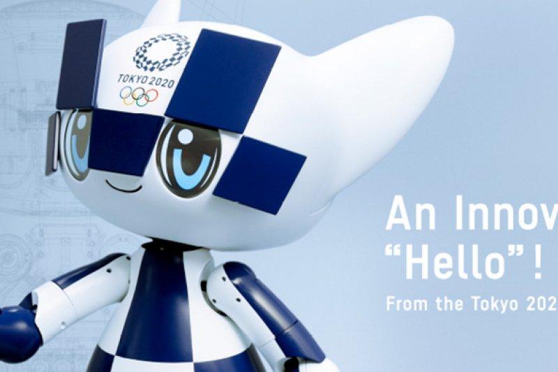 Olimpiade Tokyo 2020 akan perkenalkan robot baru