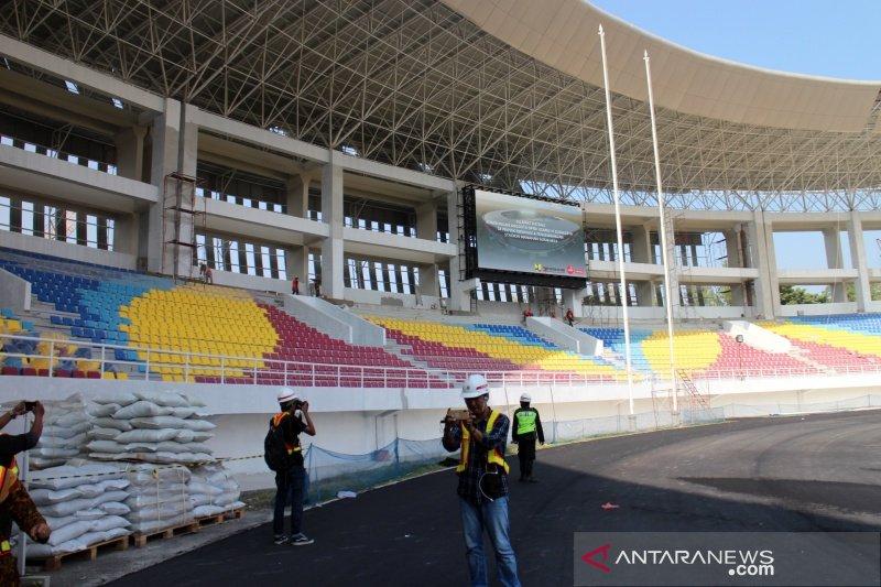 Renovasi  capai 83 persen, Stadion Manahan Solo bakal berstandar FIFA