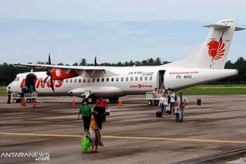 Cuaca tidak bagus, Wings Air batalkan penerbangan Jambi-Muara Bungo-Kerinci