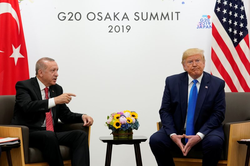 Turki mempertimbangkan operasi di Suriah utara