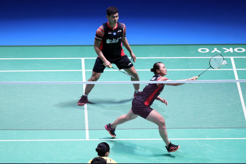 Praveen/Melati lolos ke final Jepang Open