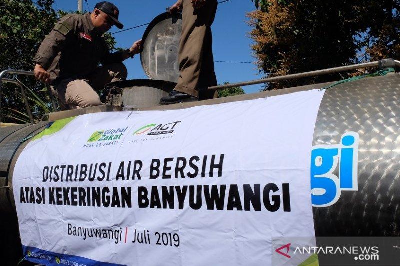 ACT salurkan 15.000 liter air bersih ke warga kekeringan
