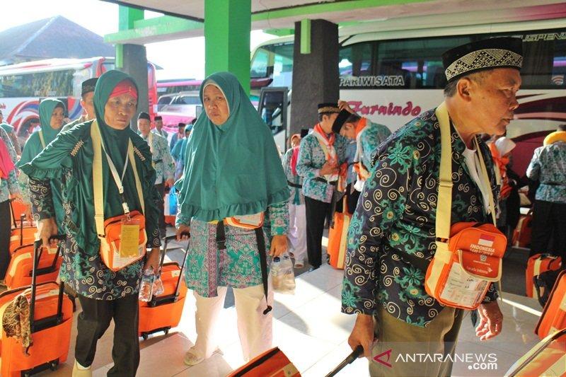 Bertambah, calhaj Embarkasi Surakarta yang wafat jadi enam orang