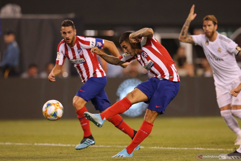 Angel Correa akan digaet AC Milan