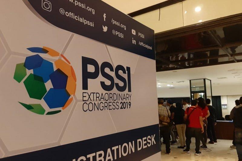 Menpora harapkan pemimpin PSSI dapat bersinergi dengan pemerintah
