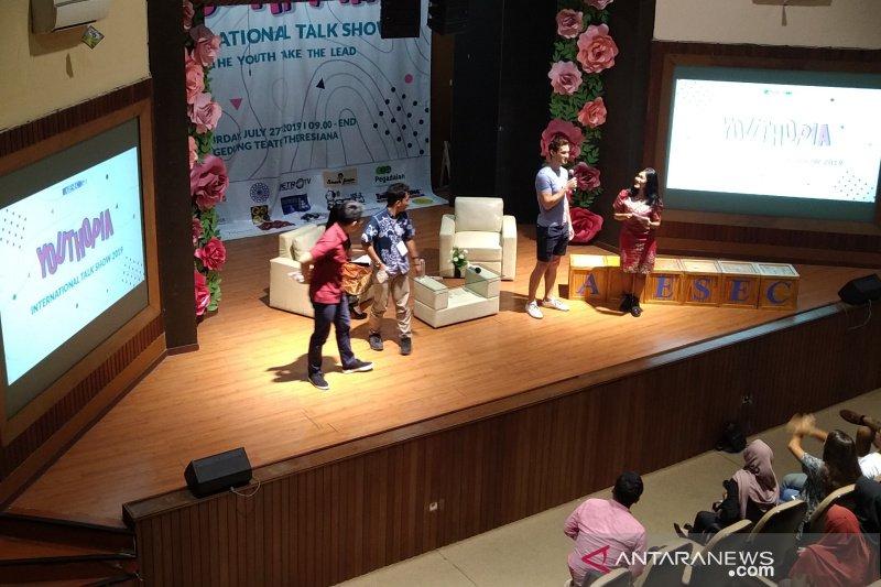 AIESEC ajak milenial Kota Semarang kembangkan jiwa kepemimpinan