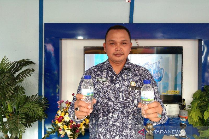 PDAM Bantul mengeluarkan produk air minum dalam kemasan