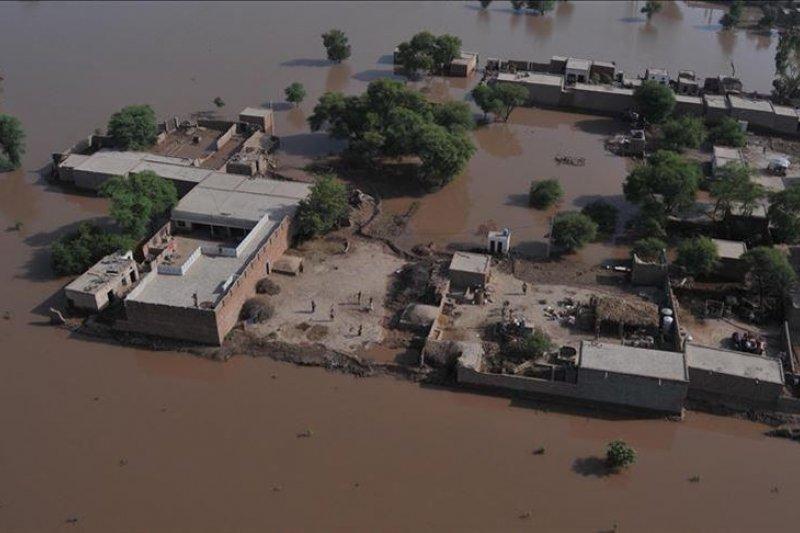 PBB sebutkan lebih 600 orang meninggal akibat banjir di Asia Selatan