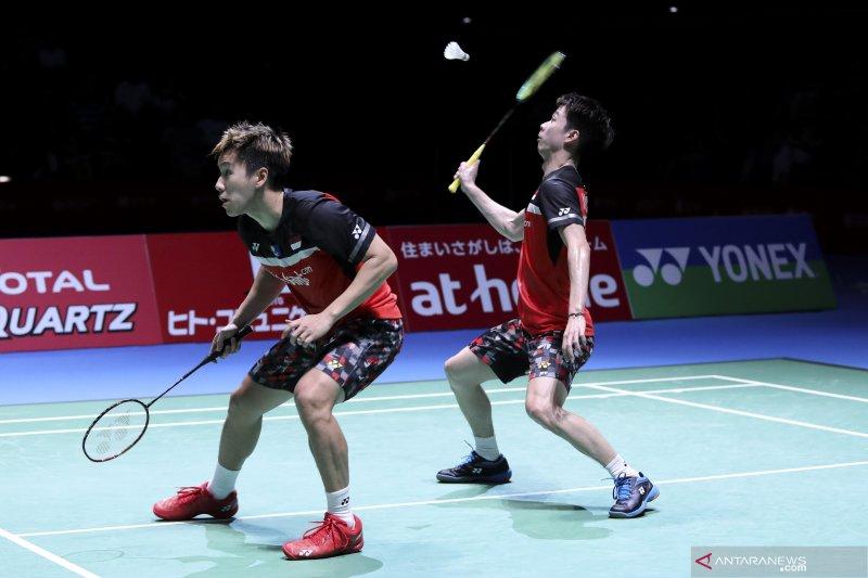 Minions satu-satunya wakil Indonesia ke perempat final Thailand Open