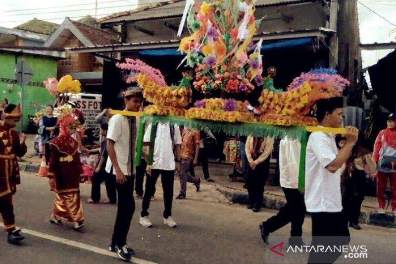 Festival Ngarak Telok di Bangka Selatan