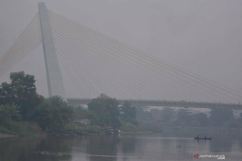 BNPB: kualitas udara di wilayah Riau kembali normal