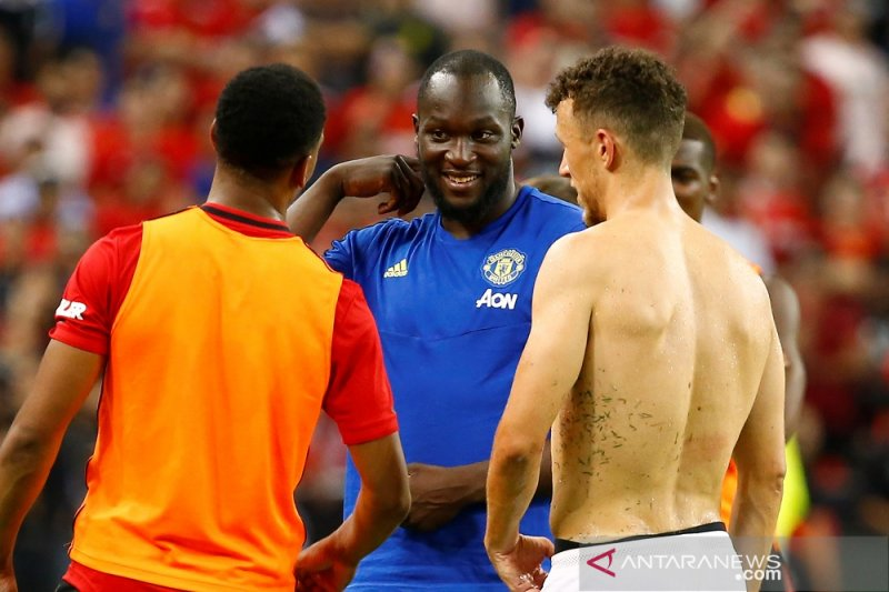Inter tak menyerah dapatkan Lukaku