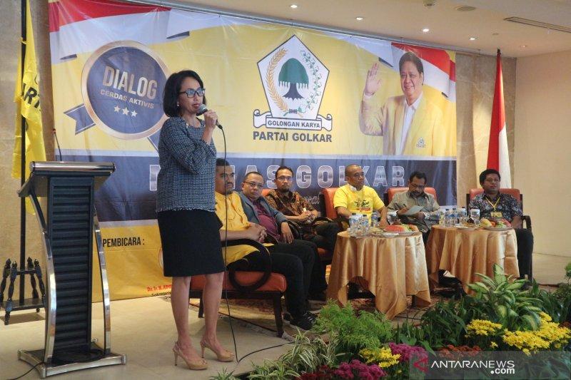 Sembilan tokoh mendaftar, ini nama-nama calon ketua umum DPP Golkar