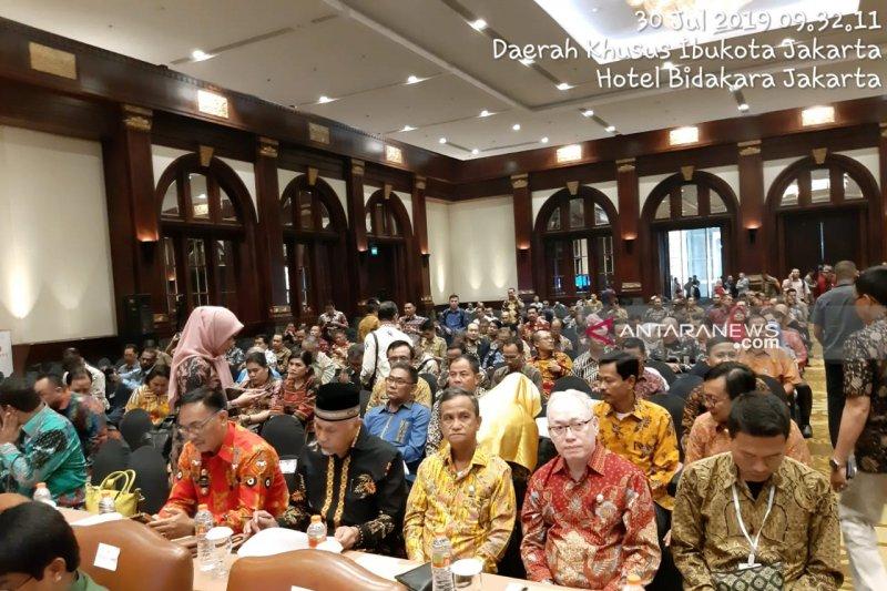 Hadiri Rakor Kemenpan-RB, Pemkab Sitaro Usul 821 CPNS