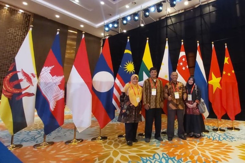 Delegasi FEB UMP ikuti China-ASEAN Education Cooperation Week 2019