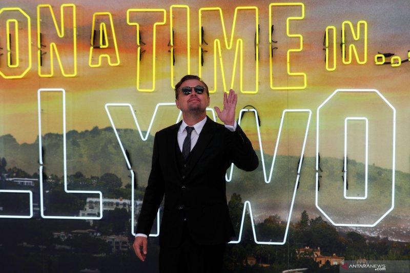 Presiden Brazil tuding Leonardo DiCaprio bayar untuk pembakaran Amazon